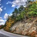 Blue Ridge Parkway, Buena Vista Virginia 3 by Todd Hostetter