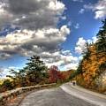 Blue Ridge Parkway, Buena Vista Virginia 4 by Todd Hostetter