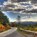 Blue Ridge Parkway, Buena Vista Virginia by Todd Hostetter