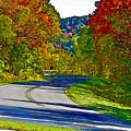 Blue Ridge Parkway Interpretation by Ches Black