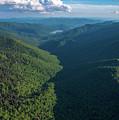 Blue Ridge Parkway Rainbow Gap by Ryan Phillips