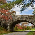 Blue Ridge Parkway Stone Arch Bridge by Kevin Craft