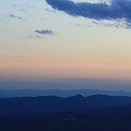 Blue Ridge Parkway Sunset II by Pamela Smith