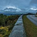 Blue Ridge Parkway Twisty by Robert Loe