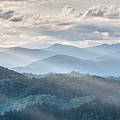 Blue Ridge Sunrise by Jon Glaser