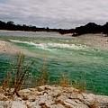 Blue River One by Ana Villaronga