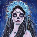 Blue Rosie by Renee Lavoie