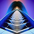 Blue Shift by Wayne Sherriff
