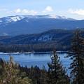 Blue Sierra Lake by Joshua Bales
