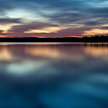 Blue Skies Of Reflection by Jonas Wingfield