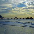 Blue Sky Clearwater Pier 60 by D Hackett