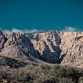 Blue Sky Over Red Rock by Rockland Filmworks