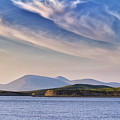 Blue Sky Over The Bay by Frank Fullard