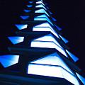 Blue Spire by Richard Henne