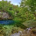 Blue Springs II by Robert Charity