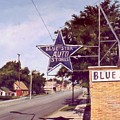 Blue Star Auto by William Brody