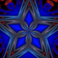 Blue Star by David Lane