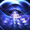 Blue Summit by Kim Sy Ok