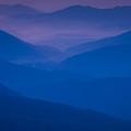 Blue Sunset by Reid Northrup