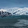 Blue Tidewater Glacier  by Joe Benning