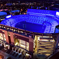 Blue Tiger Stadium by Andy Crawford