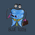 Blue Tooth by Anthony Falbo