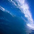 Blue Translucent Wave by Vince Cavataio - Printscapes