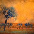 Blue Trees And Dreams by Tara Turner