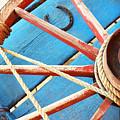 Blue Wagon 2 by Korynn Neil