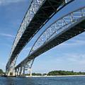 Blue Water Bridge by Ann Horn