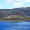 Blue Water Green Islands by Robert Hamm
