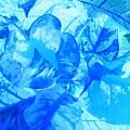 Blue Whisper by Florene Welebny