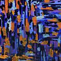 Blueberry Cobbler by Kafia Haile