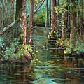 Bluebonnet Swamp by Dianne Parks