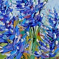 Bluebonnets Of Texas by Karen Tarlton