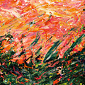 Bluegrass Sunrise - Desert B-right by Julie Turner