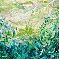 Bluegrass Sunrise - Jade A-left by Julie Turner