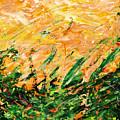Bluegrass Sunrise - Lemon B-right by Julie Turner