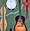 Bluegrass Tribute by Jill Ciccone Pike