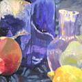 Blueish by Aviva D Sasson