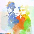 Blues Brothers by Naxart Studio