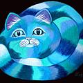 Blues Cat by Nick Gustafson