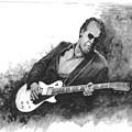 Blues Man Joe B. by William Walts