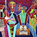 Blues Music by Arturo Martinez