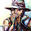 Blues Traveler  by Lloyd DeBerry