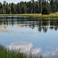 Bluff Lake Ca 4 by Chris Brannen