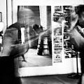 Blurred Training by Elena Rojas Garcia