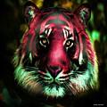 Blushing Tiger by George Pedro