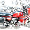 Bmw 100 S Airhead by Britt Runyon