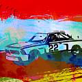 Bmw 3.0 Csl Racing by Naxart Studio